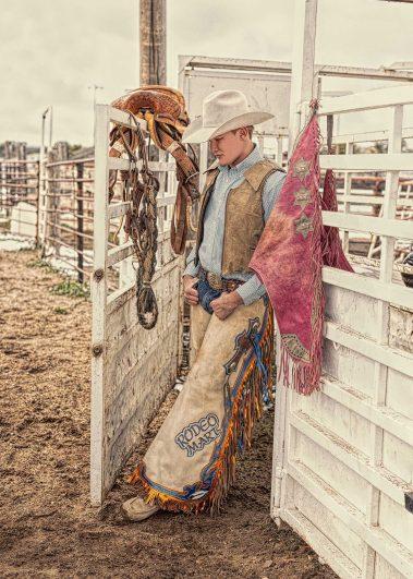 senior at rodeo