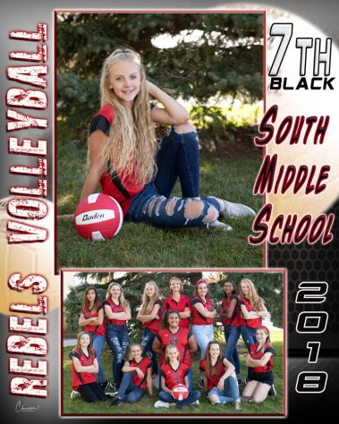 volleyball south middle school