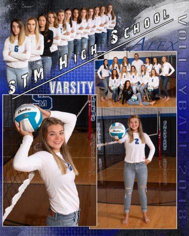 smt high school volleyball