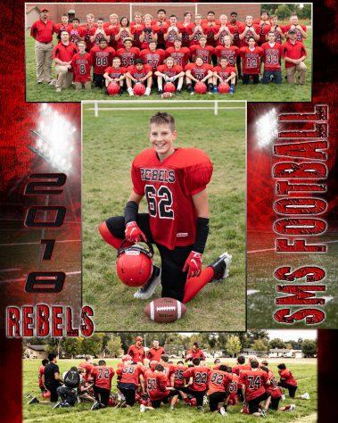 2018 rebels football