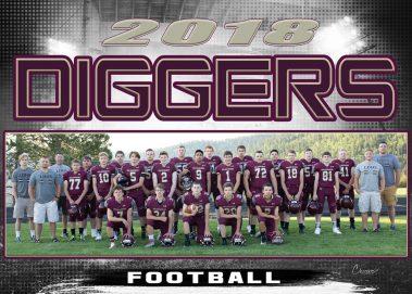 diggers football