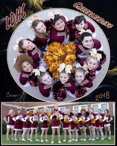 ldhs cheerleading