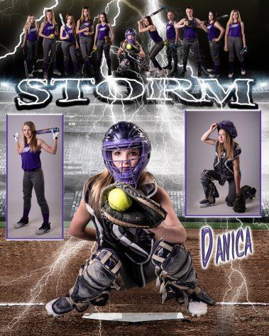 storm softball