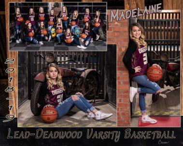 lead deadwood varsity basketball