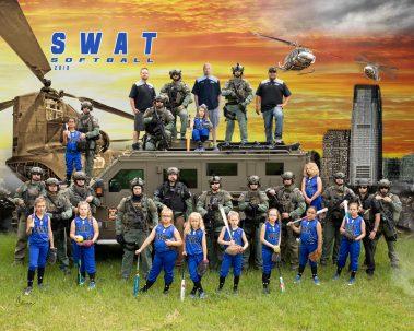 swat softball